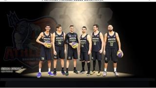 Baschetbaliştii de la Athletic Constanţa încep sezonul 3x3