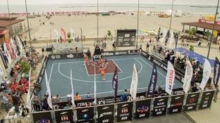 De la ora 17.00, FIBA 3x3 Europe Cup revine în Piațeta Perla din Mamaia