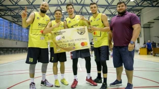 BC Athletic Constanţa a câştigat Palas Streetball Challenge