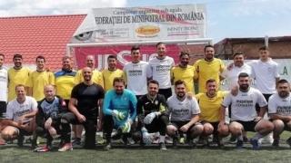 Arsenal Inel II şi Soveja, comportări meritorii în Cupa României la minifotbal