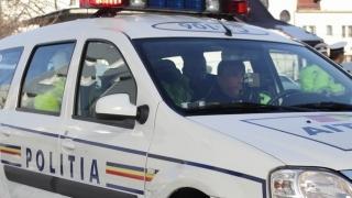Focuri de armă! Polițist băgat în spital de un șofer fugar