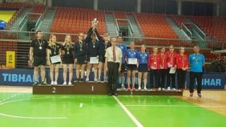 Salbă de medalii la Campionatele Balcanice de tenis de masă