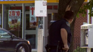Luare de ostatici la un fast-food, în Baltimore. O fetiţă de 7 ani, între cei ţinuţi sub teroare