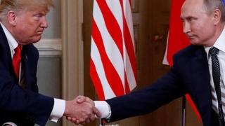 Bănuială: Donald Trump a ascuns informaţii referitoare la întâlnirile sale cu Putin