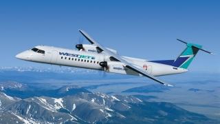 Avion de pasageri, aterizare forţată în Canada