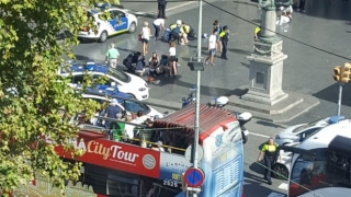 Unul dintre presupuşii autori ai atentatului de la Barcelona recunoaşte că celula plănuia un atac de mai mari proporţii