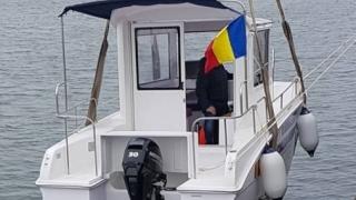 """Nivelul Canalului Dunăre - Marea Neagră, măsurat de """"Iulia"""""""