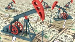 Preţul unui baril de petrol a crescut, ajungând la 48,38 dolari