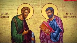 Sărbători religioase, 11 iunie: Sf. Ap. Bartolomeu şi Barnaba; Sf. Ier. Luca, arhiepiscopul Crimeei. Dezlegare la peşte