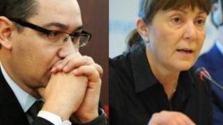 Baroul Bucureşti discută, pe 6 septembrie, cererea lui Macovei de excludere a lui Ponta din rândul avocaţilor