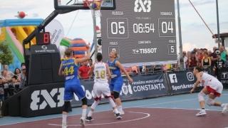 Campionatul European de baschet 3x3, la Buxcureşti