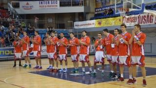 CSM Oradea a câştigat Liga Naţională de baschet masculin