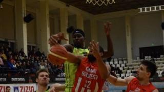 BC Athletic, eliminată din Cupa României la baschet masculin