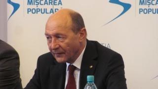 Traian Băsescu nu poate schimba numele partidului