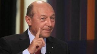 Traian Băsescu vrea o construcţie a Opoziţiei pentru europarlamentare