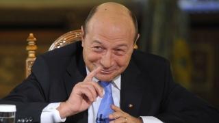 Băsescu vrea să fie din nou președinte... de orice!