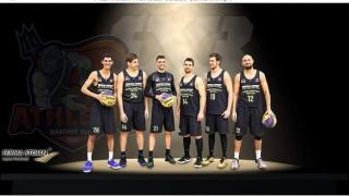 BC Athletic, învingătoare în trei turnee din patru în Cupa României 3x3