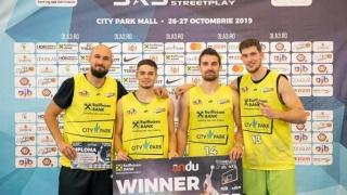 BC Athletic, încă un succes în circuitul Sport Arena Streetball 3x3
