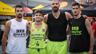 BC Athletic, învingătoare în turneul 3x3 de la Bucureşti