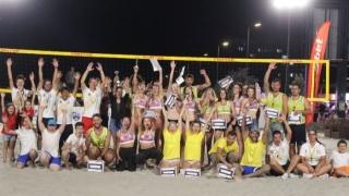 Răileanu / Stanciu şi Hupoiu / Farcaş, pe primul loc la Constanța Beach Volleyball Tour