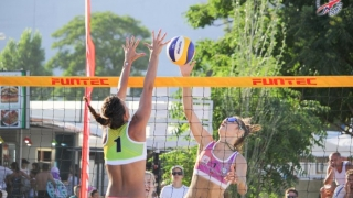 Constanța Beach Volleyball Tour continuă!