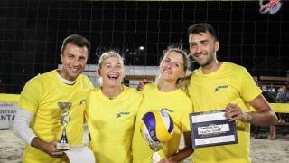 Răileanu / Stanciu şi Hupoiu / Dincă s-au impus în etapa a doua la Constanța Beach Volleyball Tour