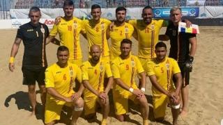 România va lupta pentru promovarea în Divizia A a Euro Beach Soccer League