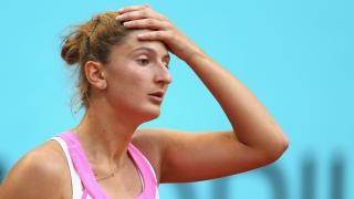 Irina Begu a fost eliminată în primul tur al turneului de la Roma