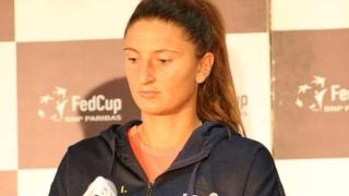 Begu s-a calificat în semifinale, la dublu, la Budapesta