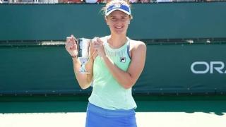 Irina Begu a câştigat turneul de 125K de la Indian Wells