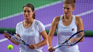 Victorie extraordinară pentru Begu și Niculescu: au câștigat în sferturi la Roma