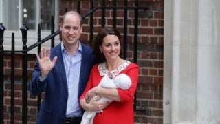 Numele cotat cu cele mai mari şanse pe site-urile de pariuri pentru bebelușul regal
