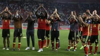 Belgia s-a calificat la Campionatul Mondial de fotbal