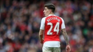 Hector Bellerin şi-a prelungit contractul cu Arsenal Londra