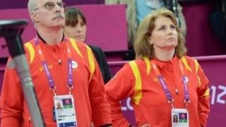 Mariana Bitang şi Octavian Bellu, cel mai de succes cuplu de antrenori din lume