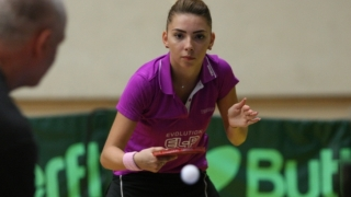 Bernadette Szocs a câştigat Europa Top 16 la tenis de masă