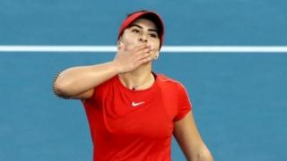La Auckland, Bianca Andreescu a pierdut prima finală din carieră
