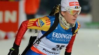 Biatlonista Eva Tofalvi s-a calificat pentru a șasea oară la Jocurile Olimpice