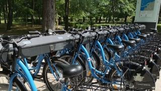 Zilnic, 350 de persoane se plimbă cu bicicletele Primăriei