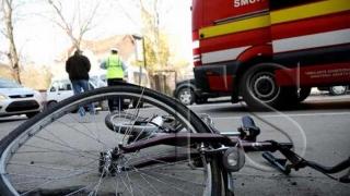 Biciclişti morţi, după ce au fost loviţi de un şofer beat şi unul fără permis