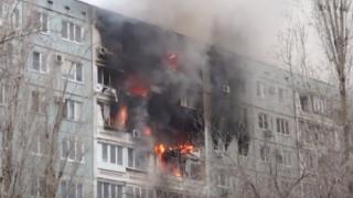 Șase persoane au murit în urma unei explozii într-un apartament