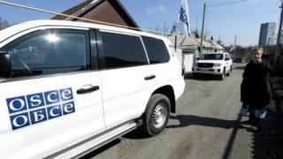 Ucraina investighează moartea observatorului OSCE drept un act terorist