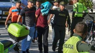 Bilanţ sângeros al unui atac armat asupra unui comisariat din Columbia