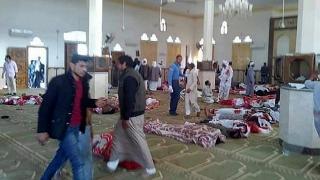Bilanț tragic al atentatului din Sinai