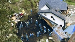 Bilanțul cutremurului din Japonia - 42 de morți
