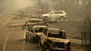 Bilanţul financiar al incendiilor din California este istoric!