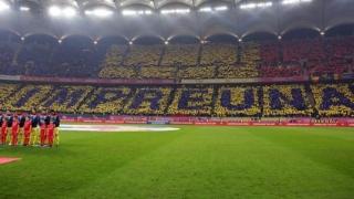 Bilete cu prețuri între 25 de lei și 90 de lei la partida România - Serbia