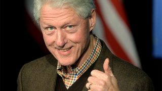 Bill Clinton va scrie un thriller politic