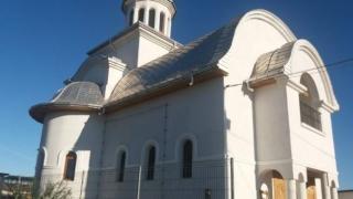 Sfințire biserică nouă la Năvodari