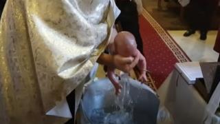 Biserica Ortodoxă Română modifică ritualul botezului